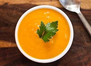 Picture taken from http://www.wishfulchef.com/butternut-squash-soup/