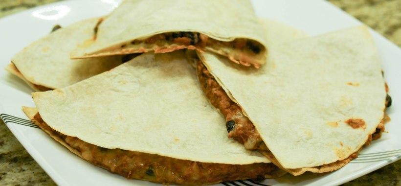 Chicken Quesadilla (1 of 1)